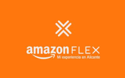 Mi experiencia con Amazon Flex