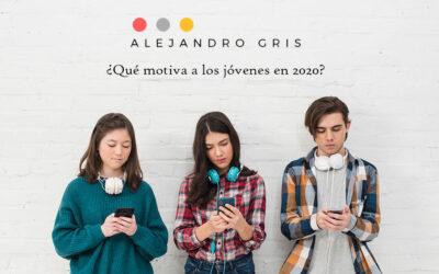 ¿Qué motiva a los jóvenes en 2020?